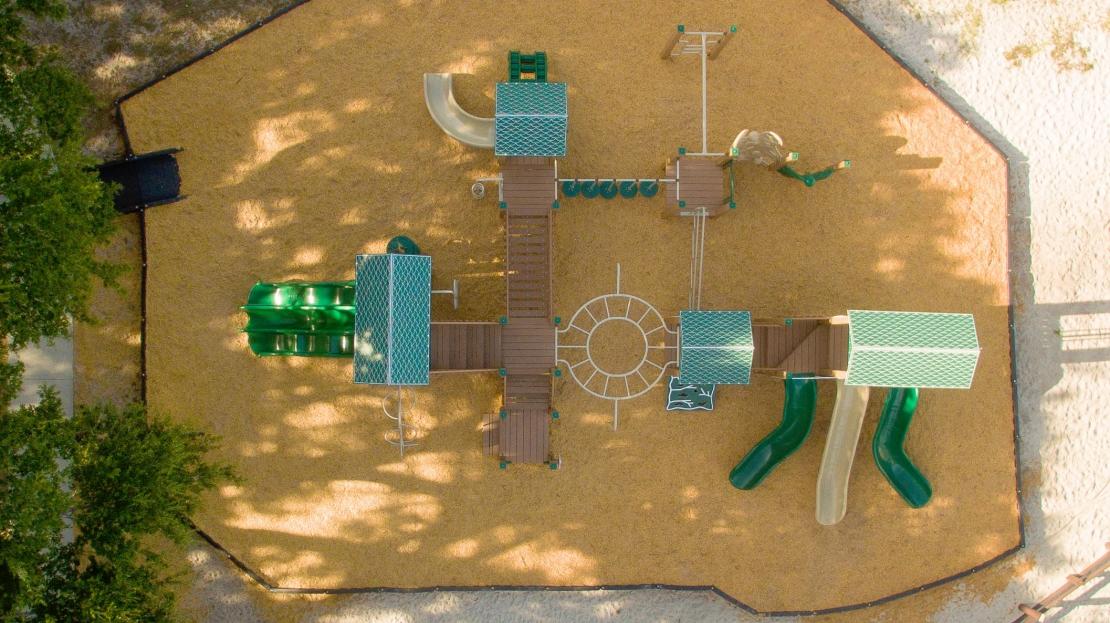 Ron Parker Park Playground  Playgrounds