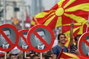 Jелена Вукоичић: Битка за Македонију