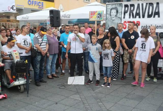 Davor Dragičević: Tužilaštvu dajem rok do ponedeljka da uhapse ubice mog sina, ako to ne urade istragu preuzima međunarodni istražni tim 1