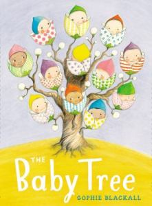 Cover of the book The Baby Tree.