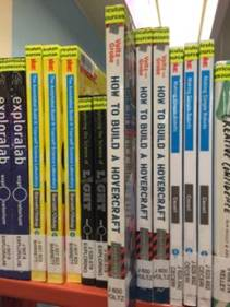 curriculum resources collection