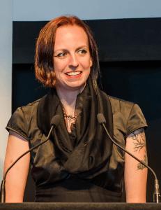 Sarah Houghton, Library Director