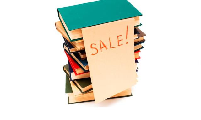 Fall Book Sale at the Friends Store, Tuesday - Saturday, September 25 - 29, 10am - 4pm