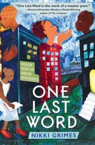 One Last Word - Nikki Grimes