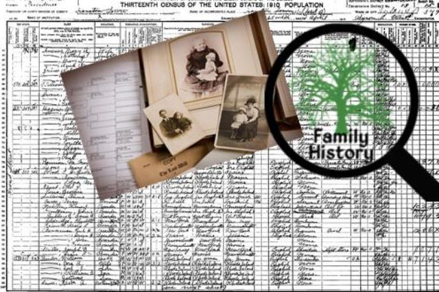 Topics in Genealogy, Tuesday, December 10, 2:00-3:30 pm Genealogy 101 - Low Hanging Fruit - Census Records