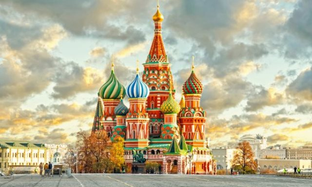 Armchair Travel to Russia, Thursday, March 30, 6:30 pm