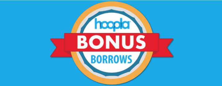 Hoopla Bonus Borrows