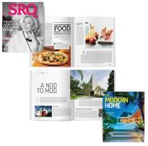 Modern Home Magazine Srq Brand