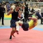 Хортинг — украинская Крав-Мага (часть вторая) Соревнования