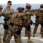 Рукопашный бой специальных подразделений: Обучение новобранцев морской пехоты США