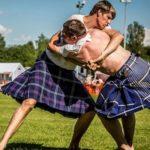 Шотландская борьба