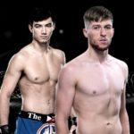Видео боя Джек Шор — Аарон Филлипс / UFC on ESPN 13