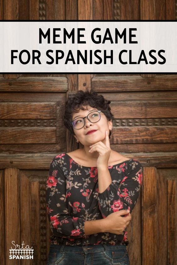 Spanish Class Meme : spanish, class, World, Language, Classes, Spanish