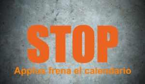"""Applus """"frena"""" la publicación de los calendarios laborales"""