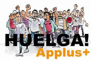 HUELGA Applus+ Iteuve en Barcelona