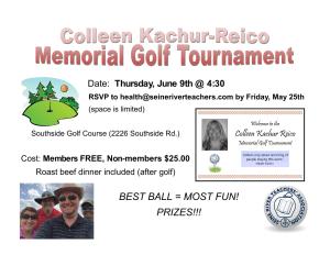 CKR Golf Poster 2016-0001