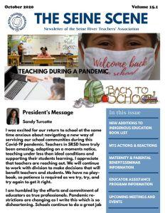 thumbnail of SRTA Newsletter October 2020