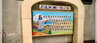 Liebe Erstkommunionkinder