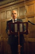 Chair of the Faculty, Richard Cooper