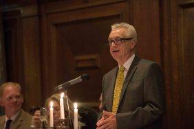 Prof. Worton exhorts us to be agents of change