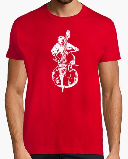 Bass Musician Modern Concept t-shirt