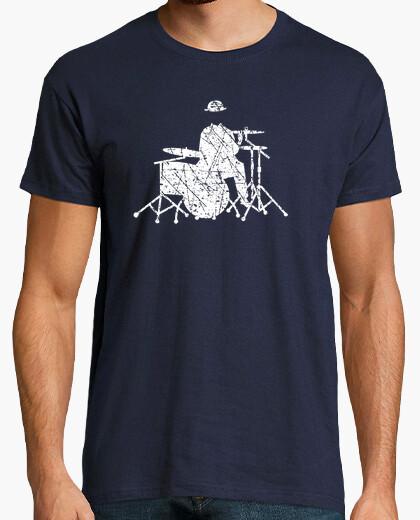 Drummer Musician Modern Style t-shirt