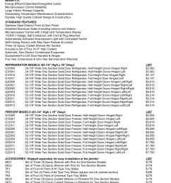 pdf for traulsen freezer g31300 manual [ 1275 x 1651 Pixel ]
