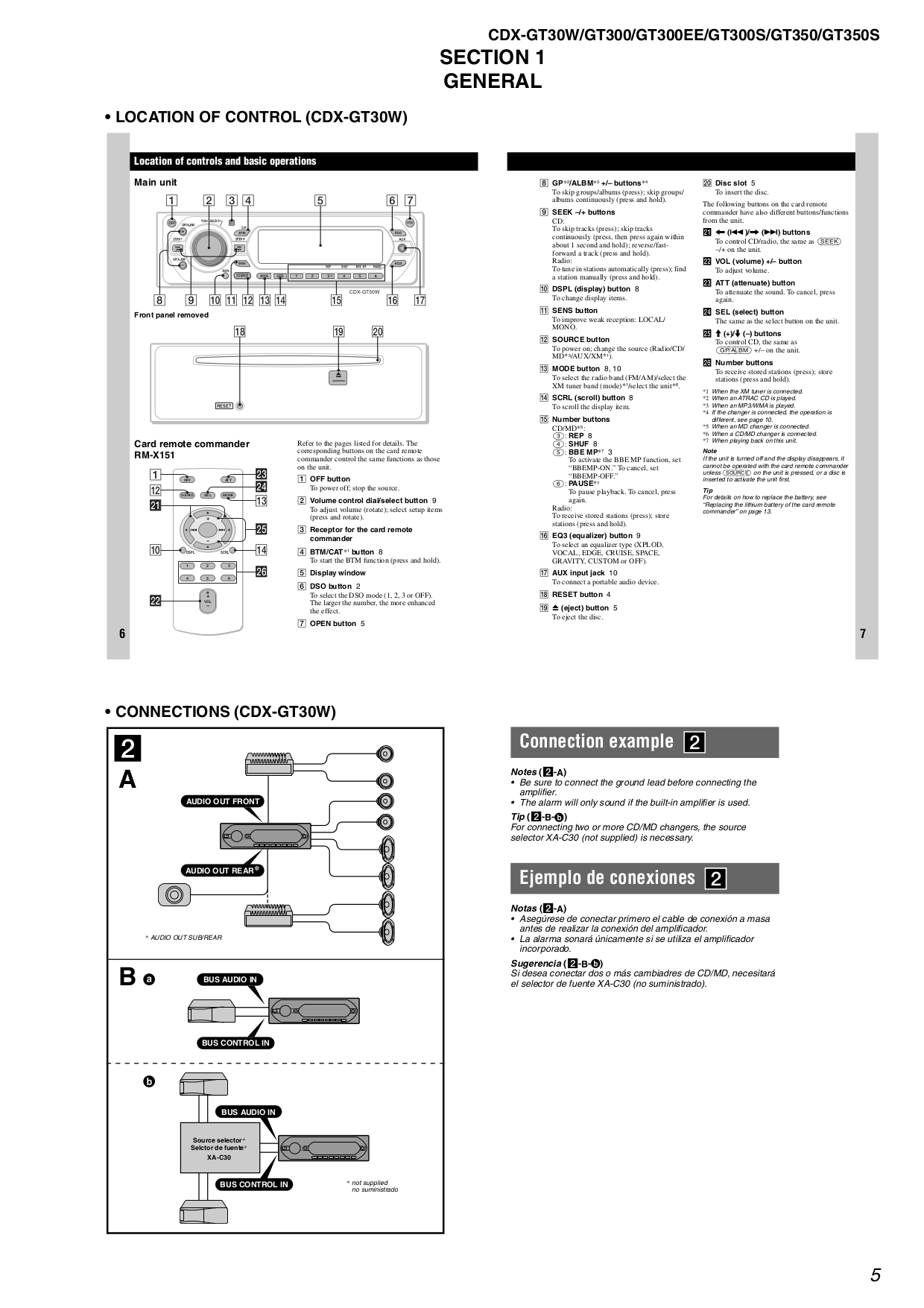 Sony Cdx R3000 Wiring Diagram