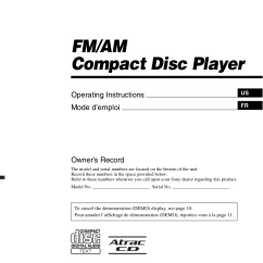 Sony Drive S Cdx Gt300 Wiring Diagram Explode Download Free Pdf For Car Receiver Manual