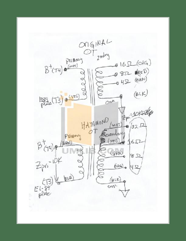 PDF manual for Epiphone Amp Valve Junior