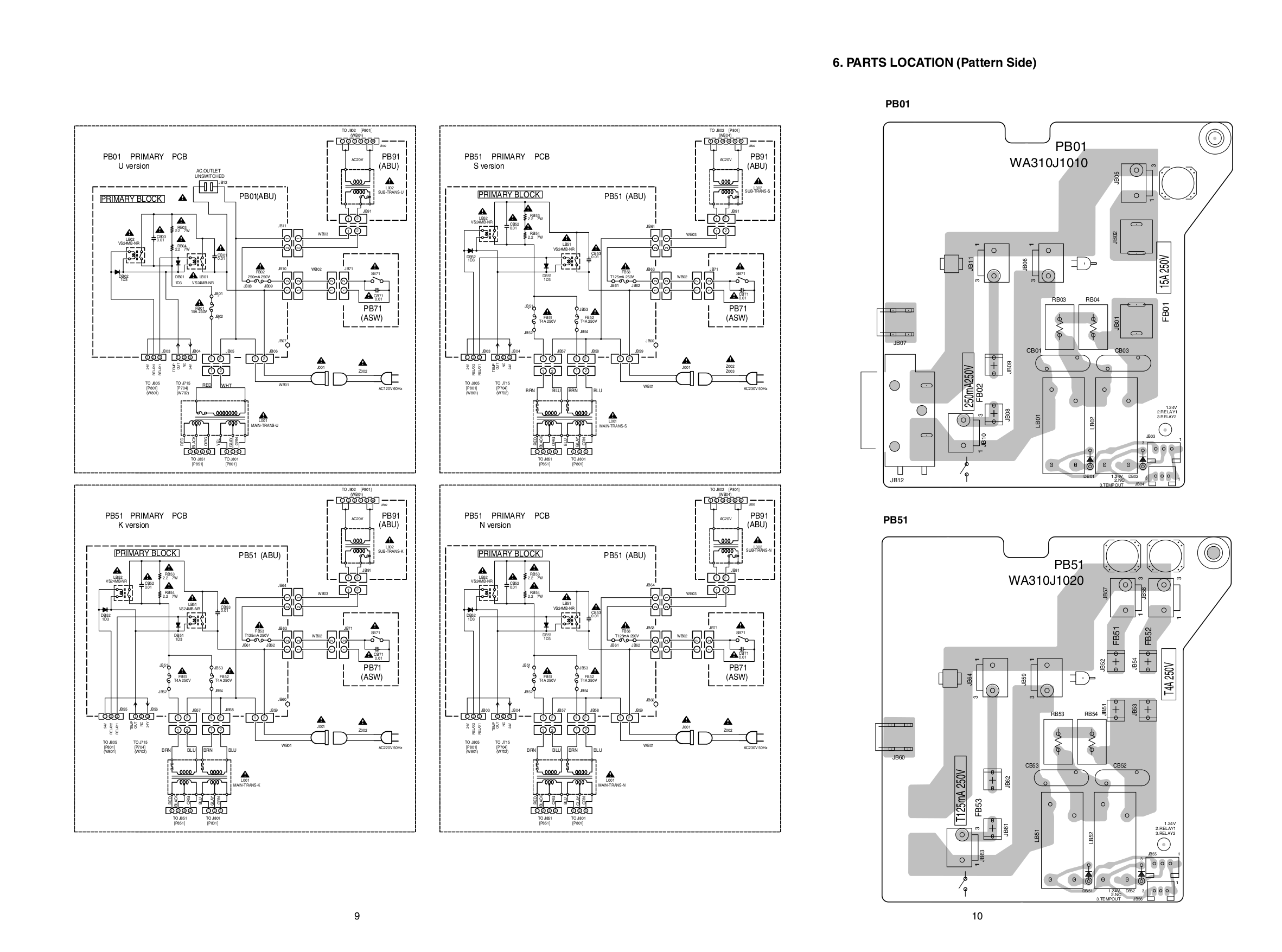 PDF manual for Marantz Other MM9000 Audio-ComponentSystem