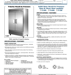true freezer compressor wiring [ 1275 x 1651 Pixel ]