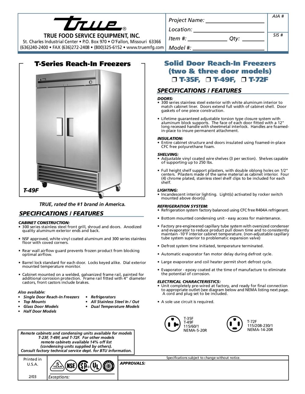 medium resolution of true freezer compressor wiring