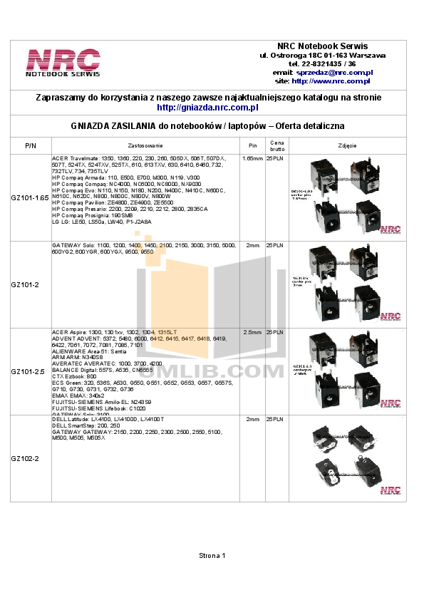 Download free pdf for HP Compaq Presario,Presario S6000