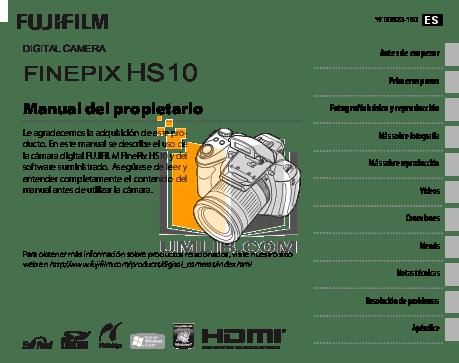 Download free pdf for FujiFilm Finepix S4500 Digital