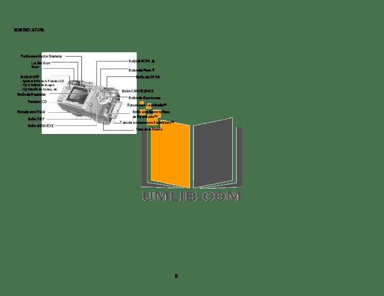 PDF manual for FujiFilm Digital Camera MX-2900