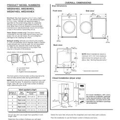 Whirlpool Duet Dryer Parts Diagram Basic House Plumbing Gew9250pw0 Wiring