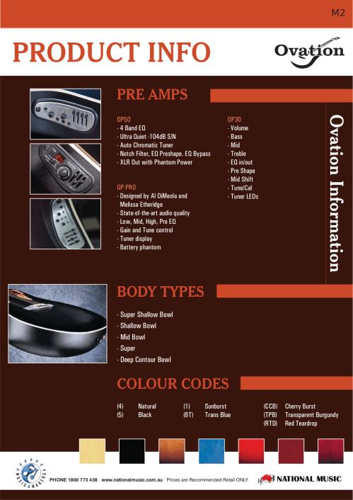 small resolution of ovation guitar cse44 pdf page preview ovation guitar cse44 pdf page preview