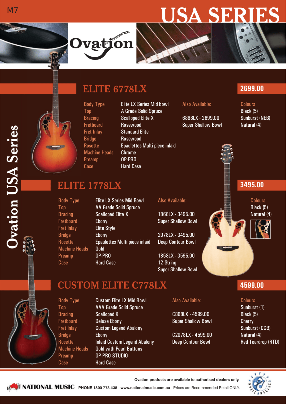 medium resolution of  ovation guitar cse44 pdf page preview