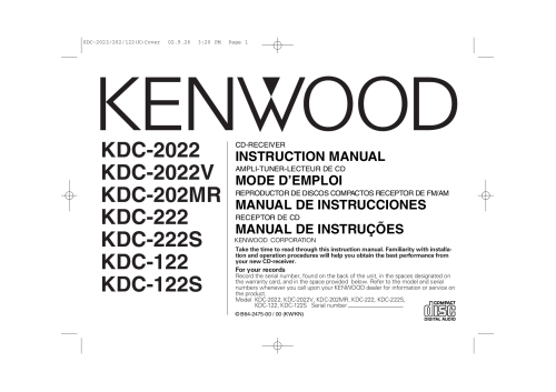 small resolution of kenwood kdc 2022 wiring diagram wiring librarykenwood kdc 2022 wiring diagram 13