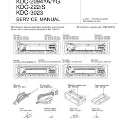 Kenwood Kdc X595 Wiring Diagram 92 Ford Explorer Radio 122 30 Images