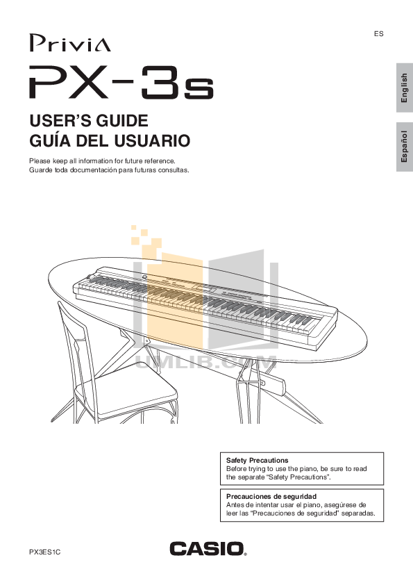 Download free pdf for Casio TA-117 Telephone manual