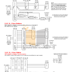 Aiphone Model C Ml Wiring Diagram Free Electronic Circuit Intercom K Va Great Installation Of Pdf Manual For Other Lef 10s Intercoms Systems