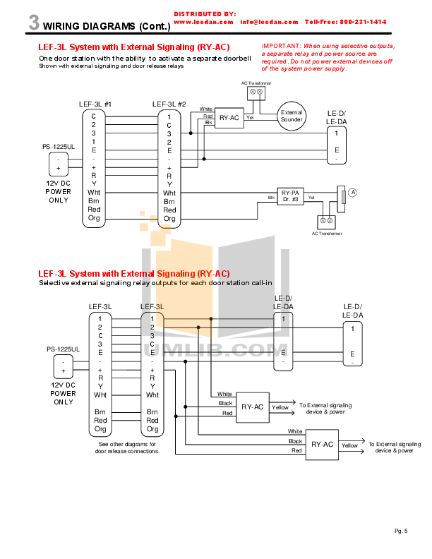 aiphone lef 3 wiring diagram circular flow of money 3l qbm yogaundstille de guide 11 6 kenmo lp u2022 rh