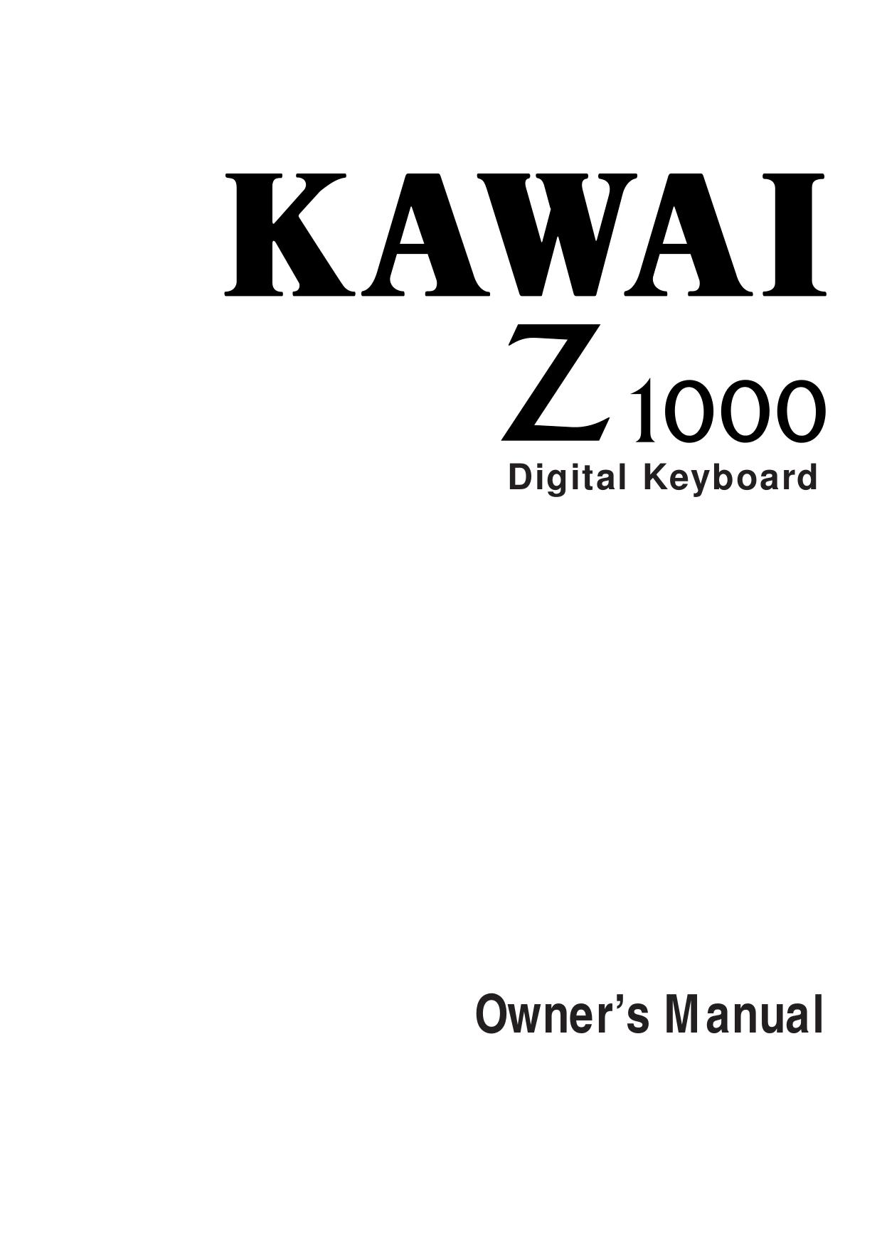 Download free pdf for Kicker ZR1000 Car Amplifier manual