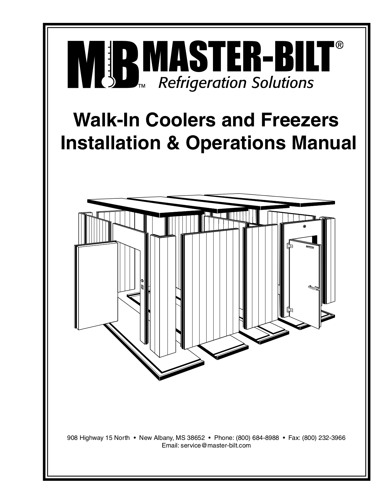 Download free pdf for True T-12F Freezer manual
