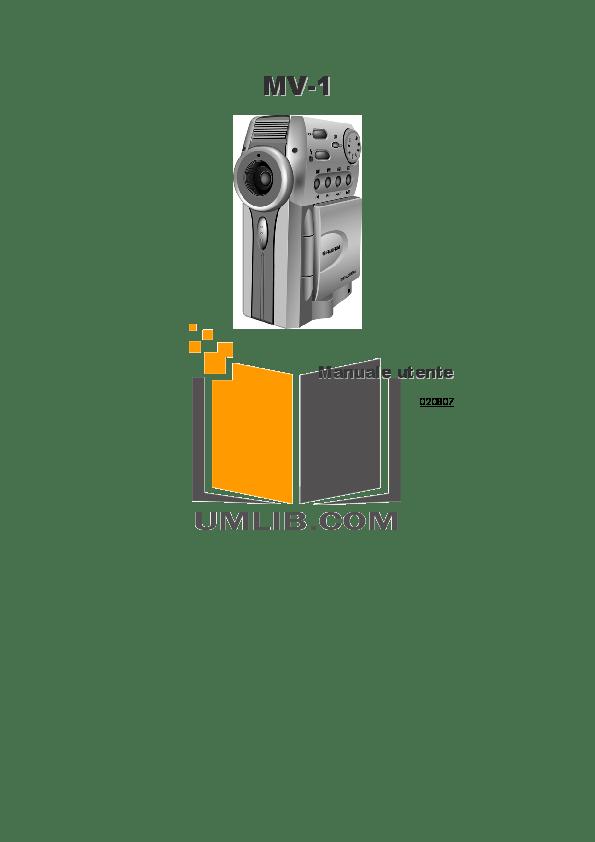Download free pdf for FujiFilm Finepix A170 Digital Camera
