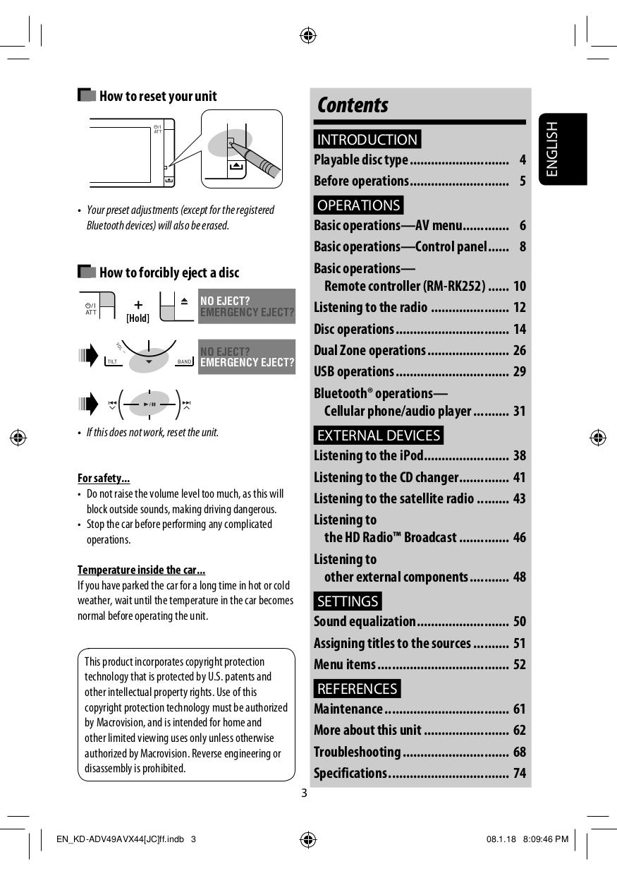 KD-AVX44 MANUAL PDF