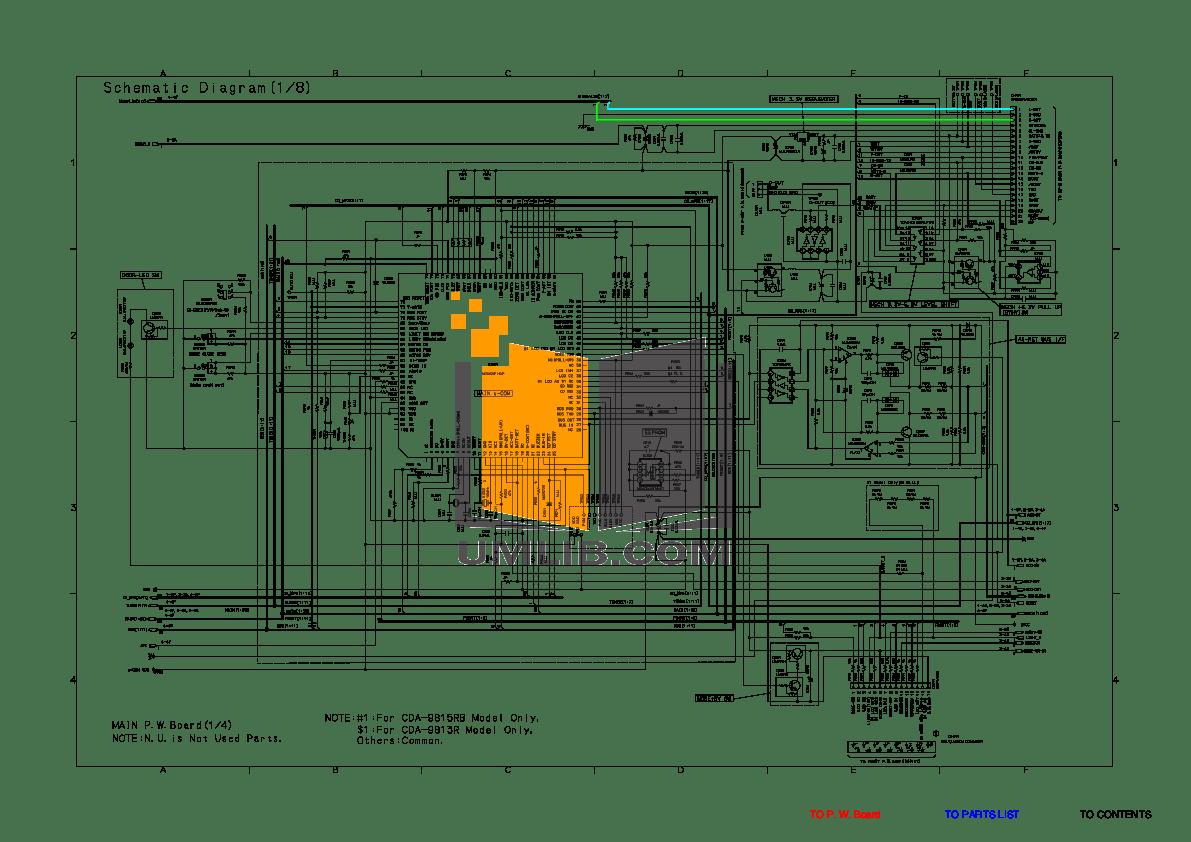 PDF manual for Alpine Car Receiver CDA-D855