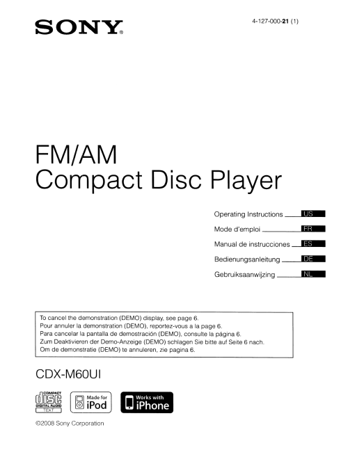 small resolution of sony cdx m60ui marine cd receiver in dash cnet